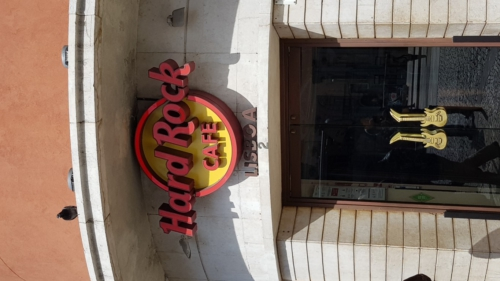 20190222 132057Hard Rock Lisboa